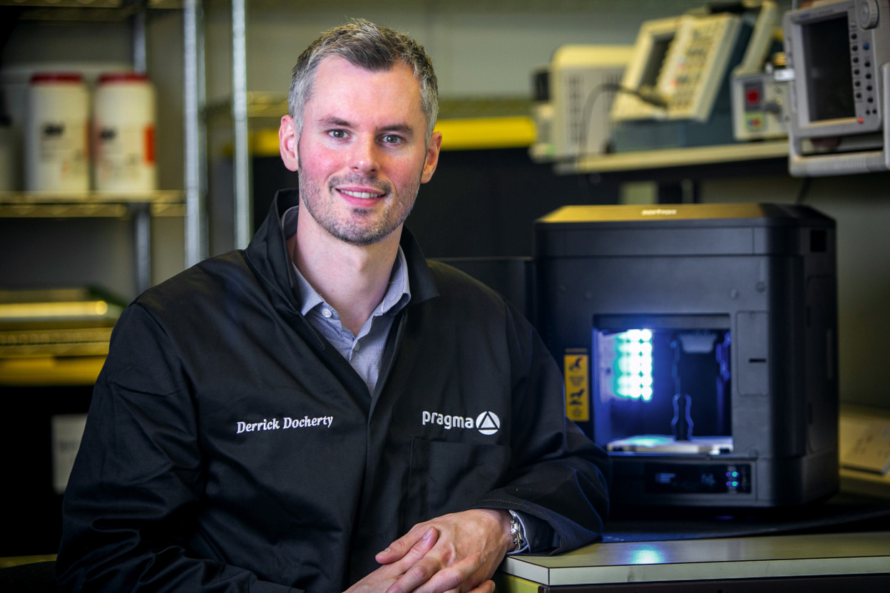 Additive Metal Manufacturing Used to Develop Advanced Oilfield Technology