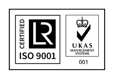 Proud to Announce: We are ISO 9001 Certified!