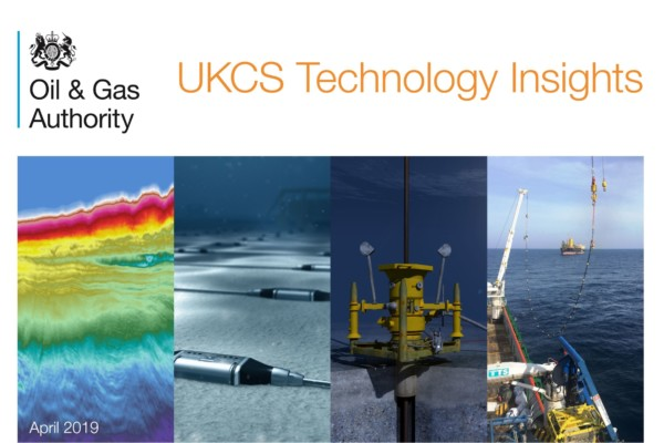 Pragma's DSIV is recognised by the Oil and Gas Authority 'UKCS Technical Insights Report'